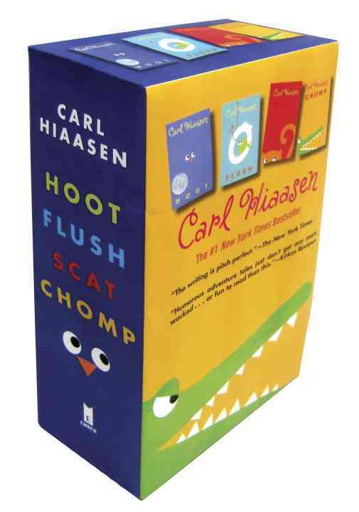 Chomp / Flush / Hoot / Scat By Hiaasen, Carl